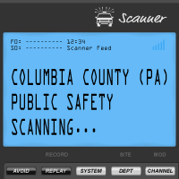 Columbia County Scanner